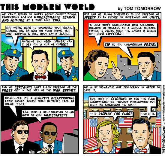 Link to Tom Tomorrow =>